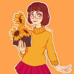 Velma Dinkley by dostchan