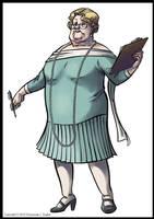 Mrs. Cornelia Bailiwick-Stout by QueenGwenevere
