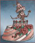 Queen of Cake by QueenGwenevere