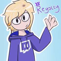 Twitch Icon by reyalty