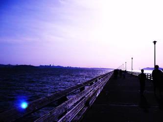blue daze by KatieWings