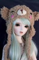 Teddy bear Adison by toshiro-sthlm