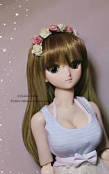 Sparkly skirt by toshiro-sthlm