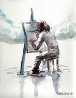 Painter by joelsaavedra