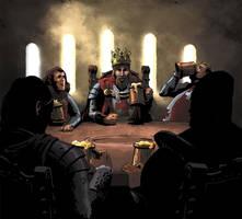 Round Table by joelsaavedra