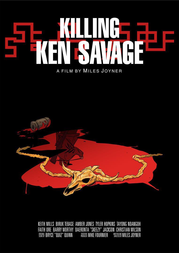 Killing Ken Savage by joelsaavedra