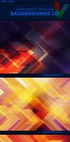 Abstract Arrow Backgrounds III by ViktorGjokaj