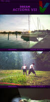Dream Actions VII by ViktorGjokaj