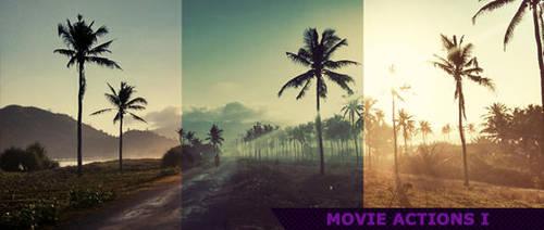Movie Photoshop Actions 1 by ViktorGjokaj