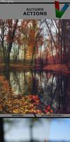 Autumn Actions by ViktorGjokaj