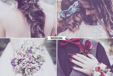 Wedding Photoshop Actions by ViktorGjokaj