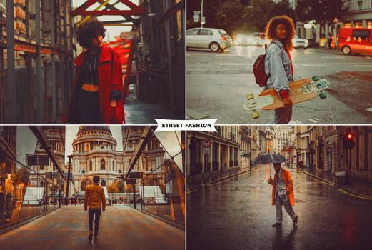 Street Fashion Actions 3 by ViktorGjokaj