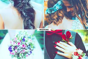 Wedding Photoshop Actions 3 by ViktorGjokaj