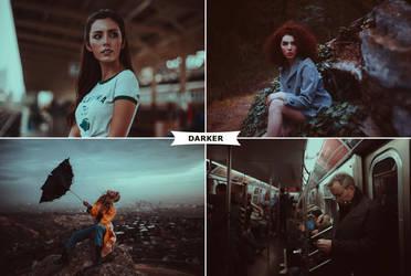 Darker Photoshop Actions 3 by ViktorGjokaj