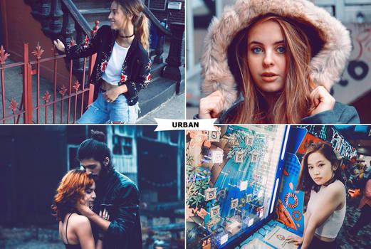 Urban Photoshop Action by ViktorGjokaj