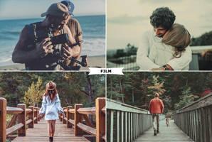 Film Photoshop Actions by ViktorGjokaj