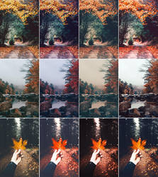 Autumn - Photoshop Actions by ViktorGjokaj