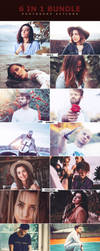6 IN 1 Photoshop Actions Bundle by ViktorGjokaj