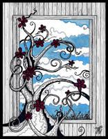 A Window with no Home by OdditiesByErnie