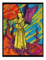 The King in Yellow by OdditiesByErnie