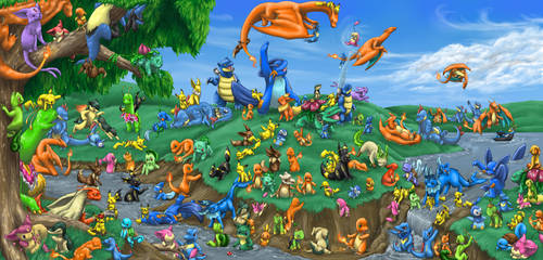 PMD Team EPIC by Endivinity