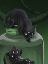 Mutant Kittens by Endivinity