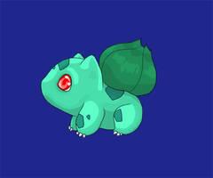 Bulbasaur by Endivinity