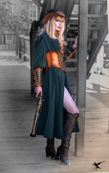 WWWW 7 Saurian Huntress 1893 by PhotosbyRaVen