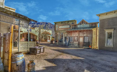 WWWC7 the Town Square / Heritage Square 1886 by PhotosbyRaVen