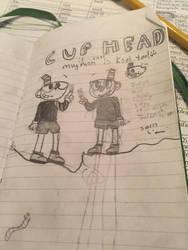 Cuphead again by TunaComixInk
