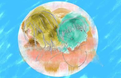 So Far Away ver.1 by Jigoku-Rui-chan
