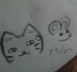 2015 sketch by Jigoku-Rui-chan