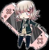 SDR2 - Nanami Chiaki by oreoocookiez