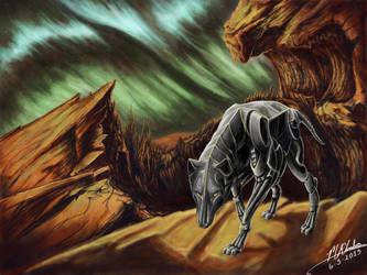 Bionic Wolf by LochaBWS