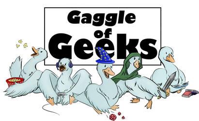 Gaggle of Geeks by LochaBWS