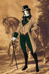 Count Robert Waldram (Kuroshitsuji OC) by galateabellator