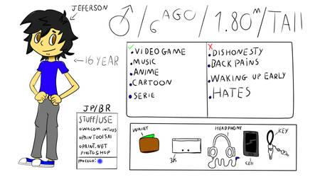 meet the artist jeferson by jefersonbr64