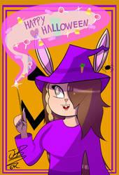 trick or treat (sara witch) by jefersonbr64
