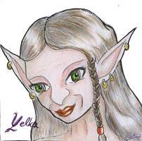 Yelka by Calyses