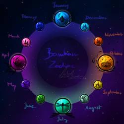 Bamharr Zodiac by LotusLumino