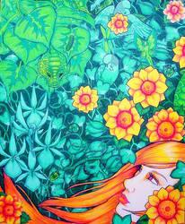 Rainforest by JacquelineRae