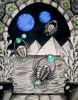 Atlantis by JacquelineRae