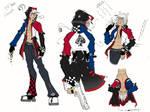 -OC- +Havoc Lived+ New Design by Crimson-Hybrid