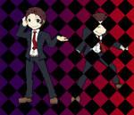 Persona Q Adachi? by Crimson-Hybrid