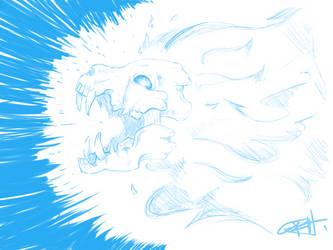 Woof. by Crimson-Hybrid
