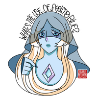 Blue Diamond by SolariusArt