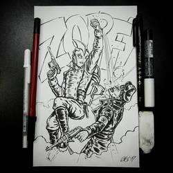 ZOPF! (Inks) by BiggySchmalz
