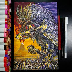 Deep Crow by BiggySchmalz