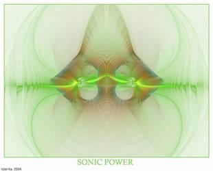 Sonic Power by tdierikx