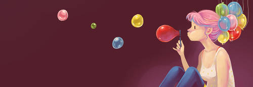 Bubbleballs by kazie